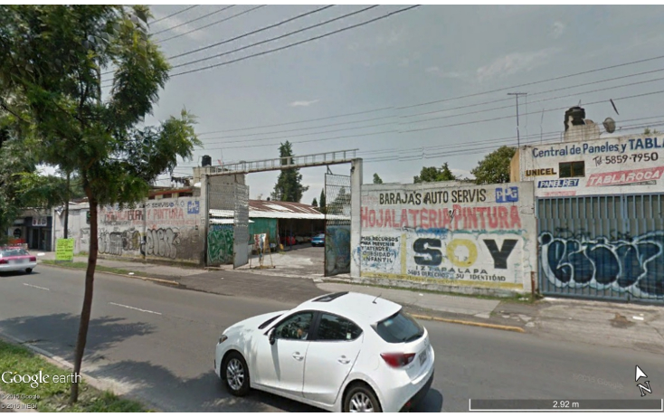 Foto de terreno comercial en venta en  , valle de san lorenzo, iztapalapa, distrito federal, 1394177 No. 01