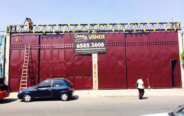 Foto de nave industrial en venta en  , valle de santiago, ecatepec de morelos, m?xico, 1417409 No. 11