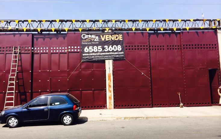 Foto de nave industrial en venta en  , valle de santiago, ecatepec de morelos, m?xico, 1417409 No. 18