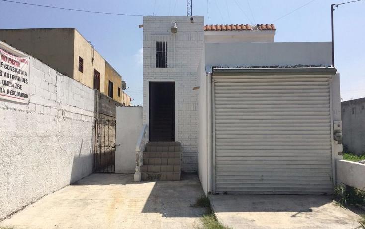 Foto de casa en venta en  , valle de santo domingo sector 3, san nicolás de los garza, nuevo león, 1047203 No. 01