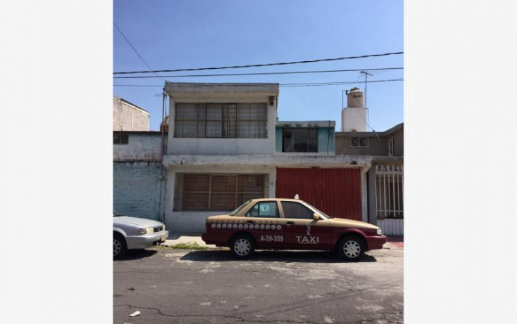 Foto de casa en venta en valle de sonora 1, nuevo valle de aragón, ecatepec de morelos, estado de méxico, 765605 no 01