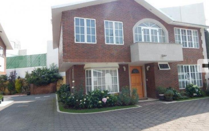 Foto de casa en venta en, valle de tepepan, tlalpan, df, 1520409 no 01