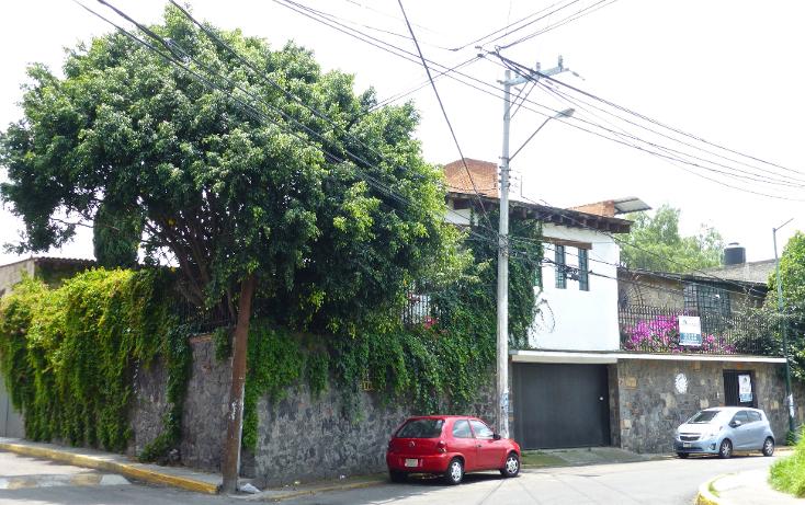 Foto de casa en venta en  , valle de tepepan, tlalpan, distrito federal, 1068677 No. 02
