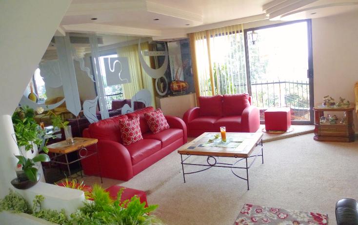 Foto de casa en condominio en venta en  , valle de tepepan, tlalpan, distrito federal, 1094223 No. 03