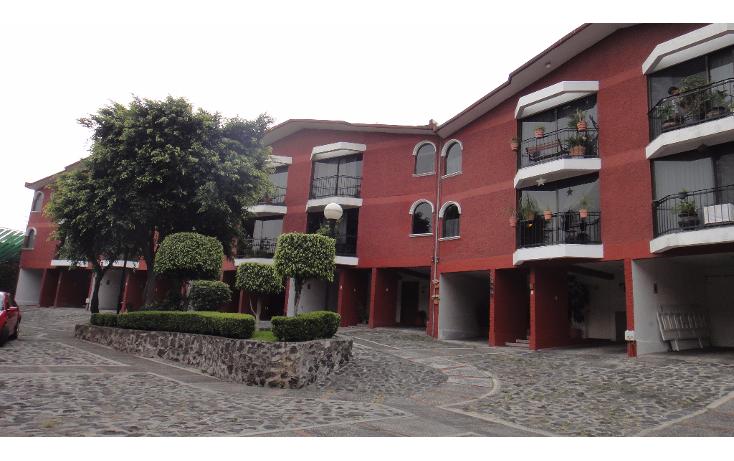 Foto de casa en condominio en venta en  , valle de tepepan, tlalpan, distrito federal, 1094223 No. 21
