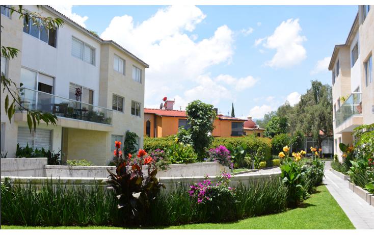 Foto de departamento en venta en  , valle de tepepan, tlalpan, distrito federal, 1392383 No. 01