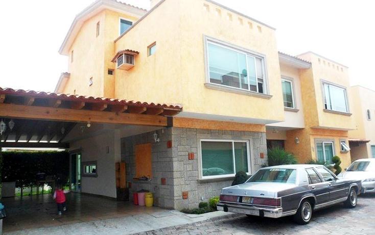 Foto de casa en venta en  , valle de tepepan, tlalpan, distrito federal, 389574 No. 01