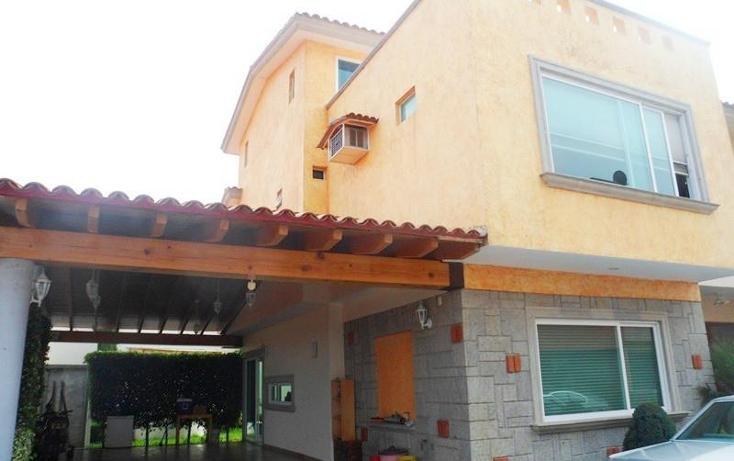Foto de casa en venta en  , valle de tepepan, tlalpan, distrito federal, 389574 No. 02