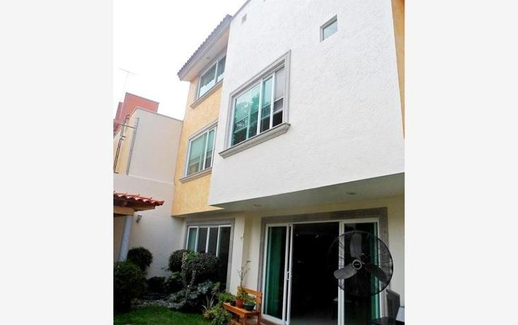 Foto de casa en venta en  , valle de tepepan, tlalpan, distrito federal, 389574 No. 05