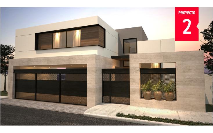 Foto de casa en venta en  , valle de vasconcelos, san pedro garza garcía, nuevo león, 1376335 No. 01