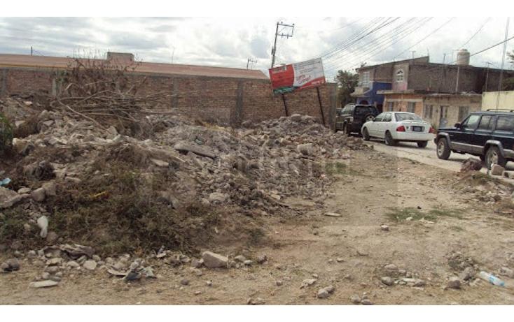 Foto de terreno habitacional en venta en  , valle de zaragoza, tepic, nayarit, 1061155 No. 01