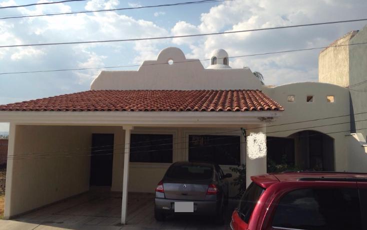 Foto de casa en venta en  , valle del campanario, aguascalientes, aguascalientes, 1998160 No. 01