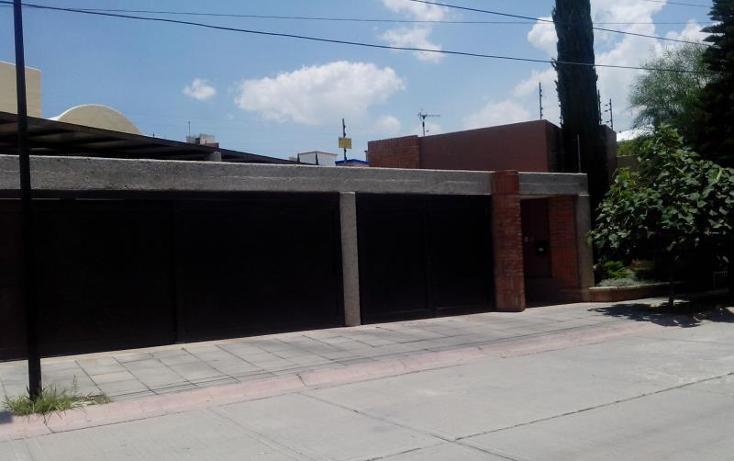 Foto de casa en venta en  , valle del campanario, aguascalientes, aguascalientes, 968735 No. 01