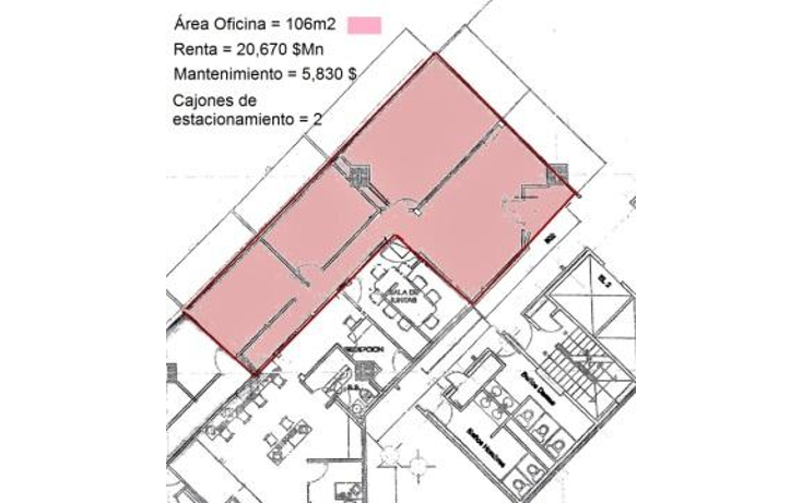 Foto de oficina en renta en  , valle del campestre, san pedro garza garcía, nuevo león, 1667962 No. 07