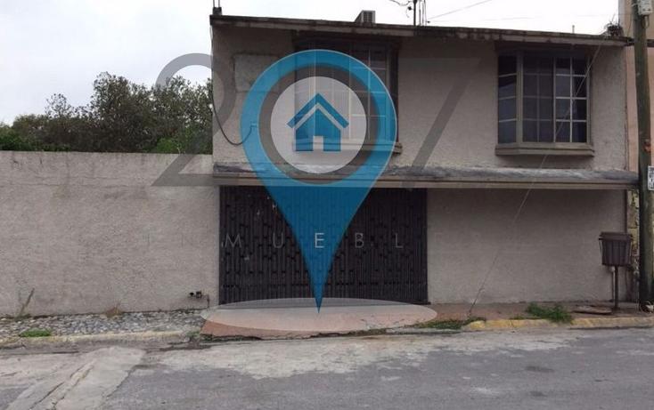 Foto de casa en venta en  , valle del country, guadalupe, nuevo león, 1475893 No. 01