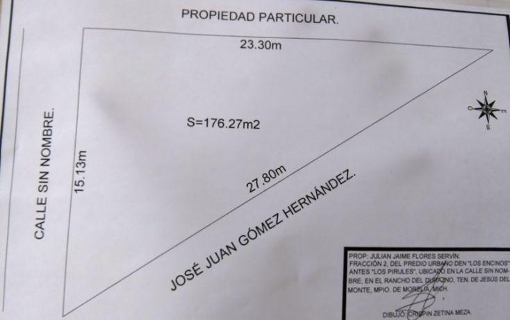 Foto de casa en venta en, valle del durazno, morelia, michoacán de ocampo, 1066225 no 16
