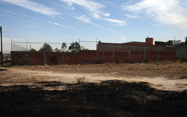 Foto de terreno habitacional en venta en  , valle del durazno, morelia, michoac?n de ocampo, 1667420 No. 03