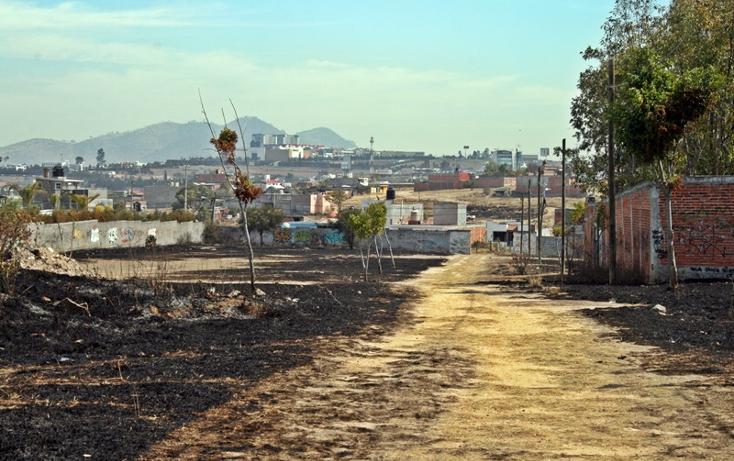 Foto de terreno habitacional en venta en  , valle del durazno, morelia, michoac?n de ocampo, 1667420 No. 04