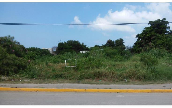 Foto de terreno habitacional en venta en  , valle del ejido, mazatlán, sinaloa, 1382225 No. 01