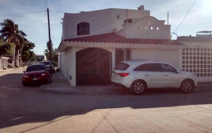 Foto de casa en venta en valle del fuerte 2645, esquina valle del yaqui , valle bonito, ahome, sinaloa, 1709934 No. 01