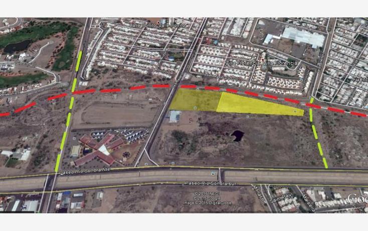 Foto de terreno habitacional en venta en  , valle del lago, hermosillo, sonora, 1115439 No. 01