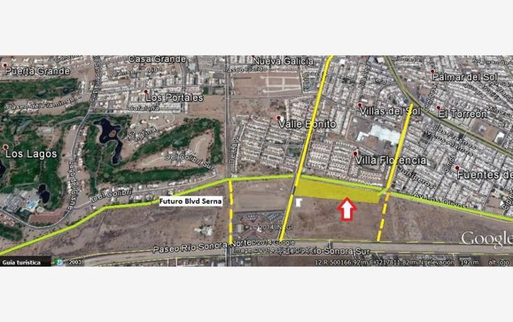 Foto de terreno habitacional en venta en  , valle del lago, hermosillo, sonora, 1115439 No. 04