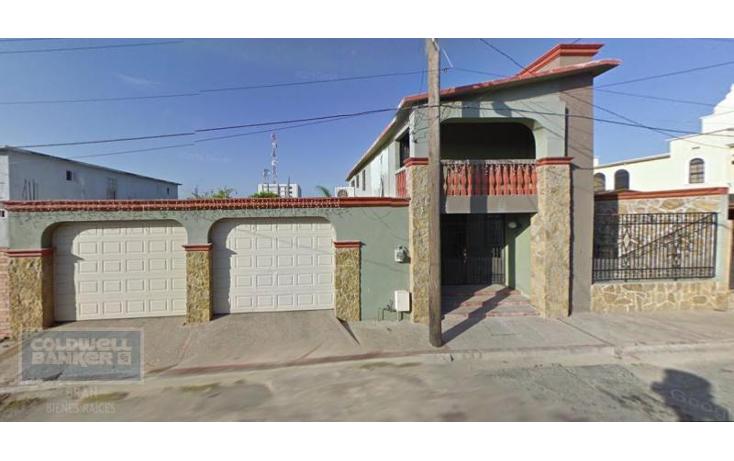 Foto de casa en venta en valle del nilo #8 , valle alto, matamoros, tamaulipas, 1845750 No. 01
