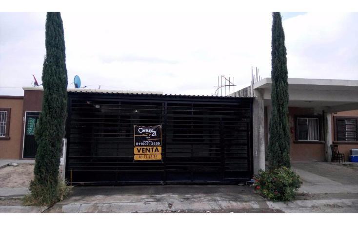 Foto de casa en venta en  , valle del norte, salinas victoria, nuevo león, 1830890 No. 02