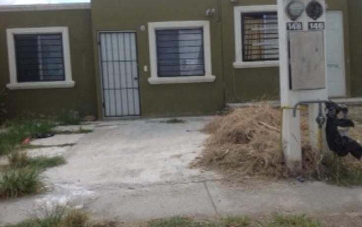 Foto de casa en venta en  , valle del roble, cadereyta jim?nez, nuevo le?n, 1389021 No. 01