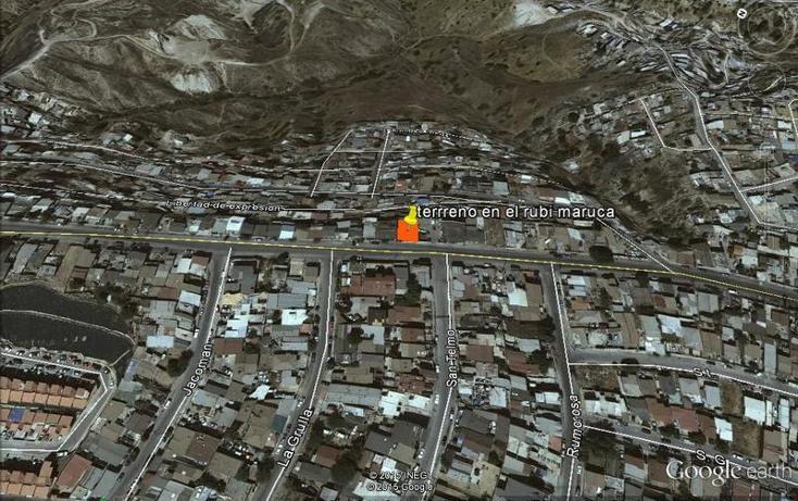 Foto de terreno habitacional en venta en  , valle del rubí sección lomas, tijuana, baja california, 1396141 No. 02