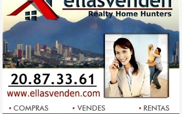 Foto de casa en venta en . ., valle del salduero, apodaca, nuevo león, 1243633 No. 12
