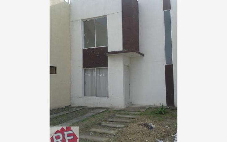Foto de casa en venta en  , valle del salduero, apodaca, nuevo le?n, 1634890 No. 01