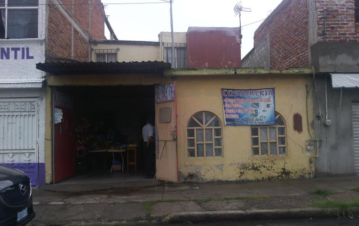 Foto de casa en venta en valle del sol 0, valle del sol, irapuato, guanajuato, 992567 No. 01