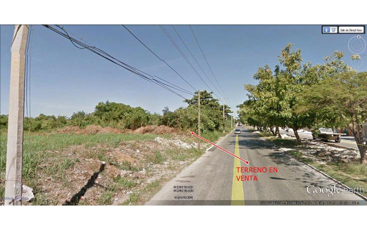 Foto de terreno comercial en venta en  , valle del sol, campeche, campeche, 1556030 No. 03