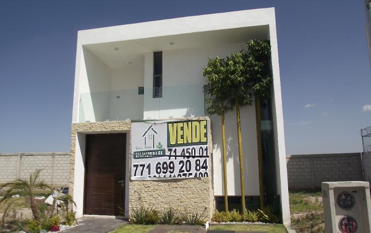 Foto de casa en venta en  , valle del sol, pachuca de soto, hidalgo, 1611048 No. 01