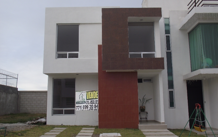 Foto de casa en venta en  , valle del sol, pachuca de soto, hidalgo, 1624620 No. 01