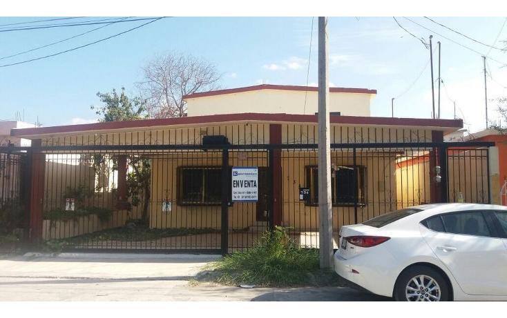 Foto de casa en venta en  , valle del sol, sabinas hidalgo, nuevo león, 1732800 No. 01