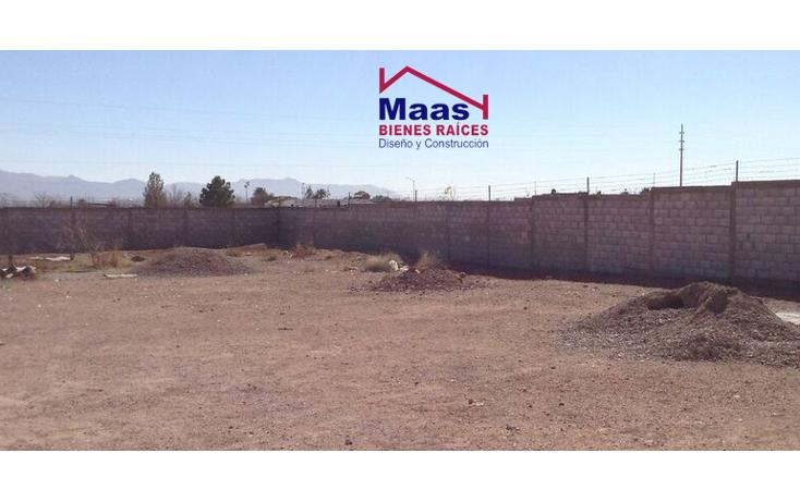 Foto de terreno habitacional en venta en  , valle del sur, chihuahua, chihuahua, 1678332 No. 03