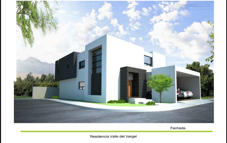 Foto de casa en venta en, valle del vergel, monterrey, nuevo león, 1394717 no 01