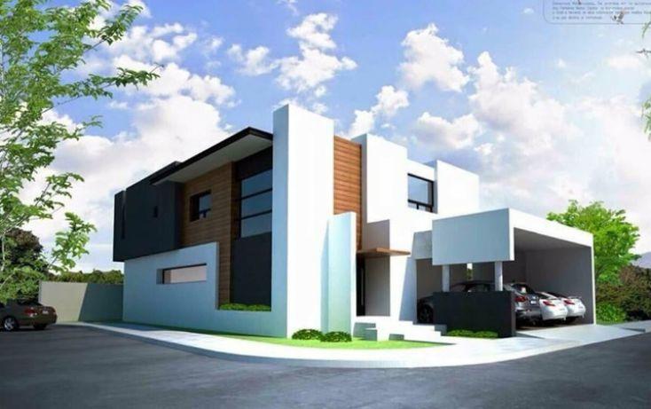 Foto de casa en venta en, valle del vergel, monterrey, nuevo león, 1491283 no 01