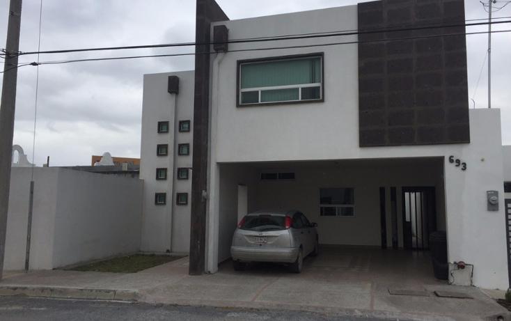 Foto de casa en renta en  , valle del vergel, reynosa, tamaulipas, 1063643 No. 02