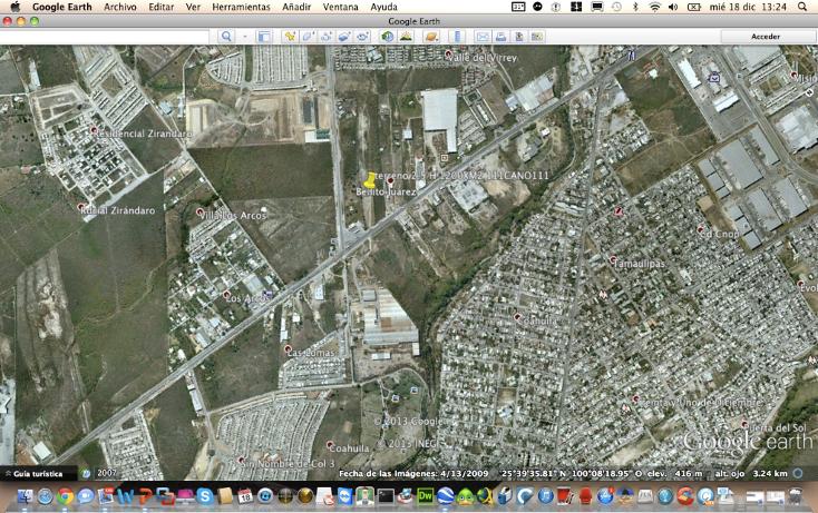 Foto de terreno comercial en venta en, valle del virrey, juárez, nuevo león, 1116369 no 03