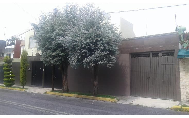 Foto de casa en venta en  , valle don camilo, toluca, méxico, 1167503 No. 01