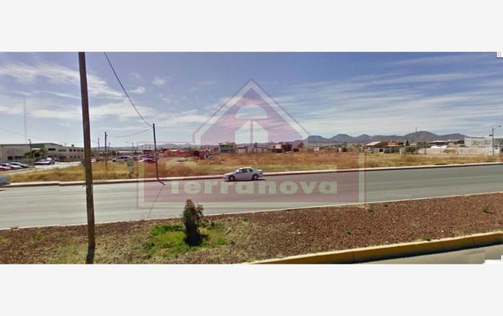 Foto de terreno comercial en venta en  , valle dorado, chihuahua, chihuahua, 526817 No. 02