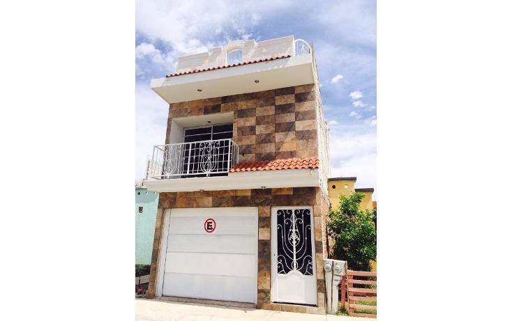 Foto de casa en venta en  , valle dorado infonavit, zamora, michoacán de ocampo, 1812402 No. 01