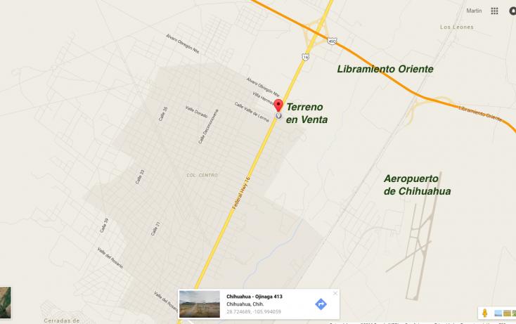 Foto de terreno comercial en venta en, valle dorado, juárez, chihuahua, 1756210 no 01