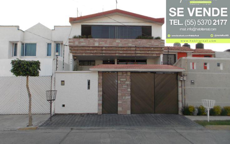 Foto de casa en venta en, valle dorado, tlalnepantla de baz, estado de méxico, 2035624 no 01