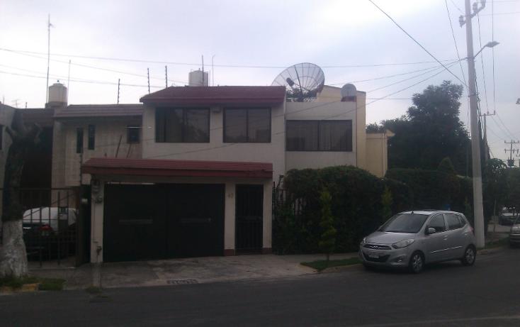 Foto de casa en venta en  , valle dorado, tlalnepantla de baz, méxico, 1253525 No. 01