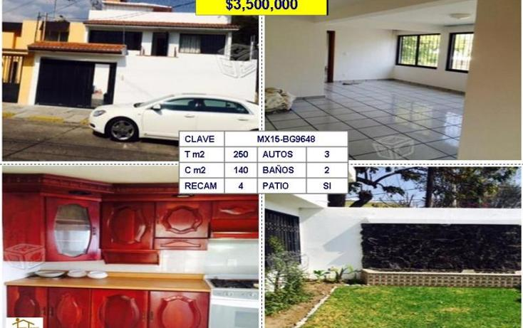 Foto de casa en venta en  , valle dorado, tlalnepantla de baz, méxico, 1530260 No. 01