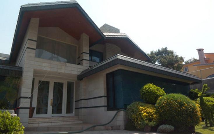 Foto de casa en venta en  , valle escondido, atizap?n de zaragoza, m?xico, 1055325 No. 01